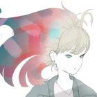 髪色自在の女の子